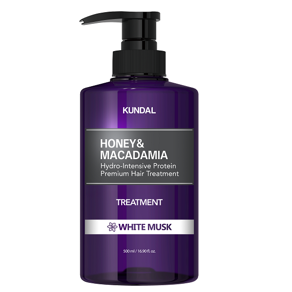 Kundal  Hair Treatment With White Musk 500 ml